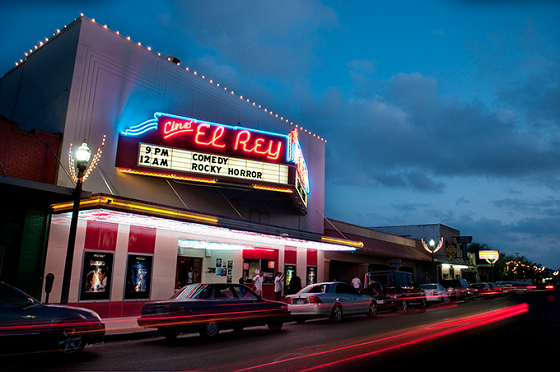 McAllen Entertainment District