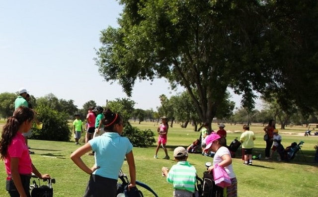 Shary Golf Course Junior Golf Program-min