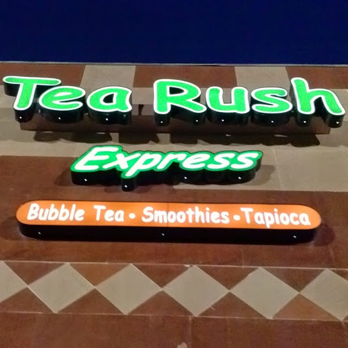 Tea Rush Express
