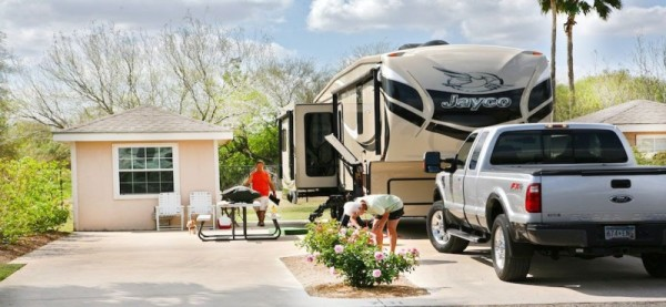 Rv resorts for active adults in texas