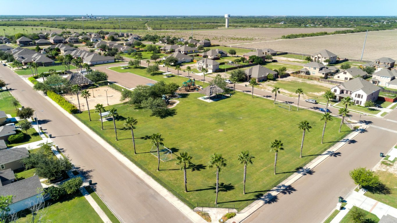 New Homes for Sale in Mission, TX | Bentsen Palm